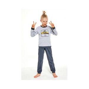Dětské pyžamo Cornette 267/126 134/140 Dle obrázku
