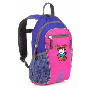 Dětský batoh First růžová - Kilpi 10L UNI