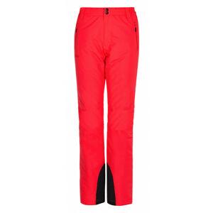 Dámské lyžařské kalhoty Gabone-w růžová - Kilpi 46