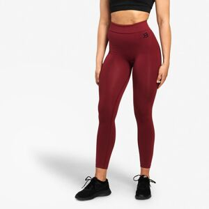 Better Bodies Legíny Rockaway Sangria Red L