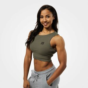 Better Bodies Crop-top Astoria Washed Green L