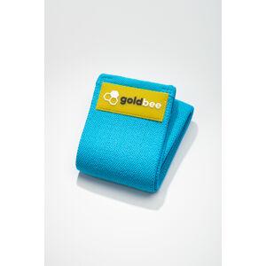 GoldBee Textilní Odporová Guma - Modrá S