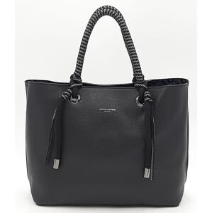 Klasická dámská černá kabelka DAVID JONES univerzální