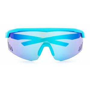 Cyklistické sluneční brýle Lecanto-u světle modrá - Kilpi UNI UNI