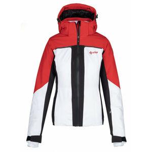 Dámská lyžařská bunda Madeia-w bílá 38