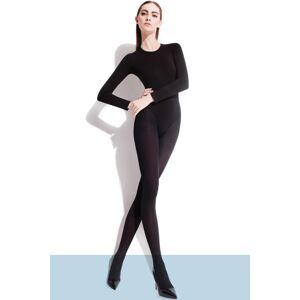 Punčochové kalhoty Fiore Roza 60 den black 4-l