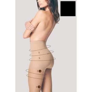 Tvarující punčochové kalhoty Fiore Comfort 20 den černá 4-l