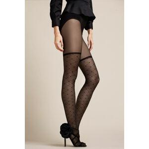 Dámské punčochové kalhoty Fiore Patty 20 Den G5931 černá 2-s