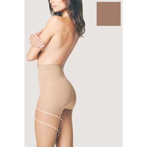 Zdravotní tvarující punčochové kalhoty Fiore Comfort Firm 20 Den M5116 nahý 3-m