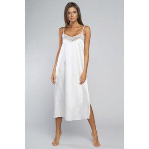 Dámská noční košile Italian Fashion Dotyk okrová xl