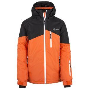 Chlapecká bunda Oliver-jb oranžová - Kilpi 98