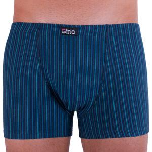 Pánské boxerky Gino modré (73084) L