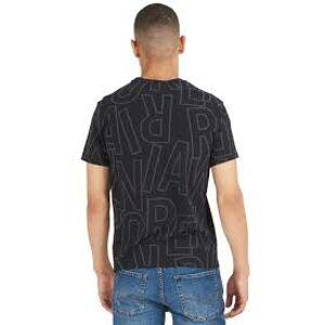 Pánské tričko 211818 1P463 00020 černá - Emporio Armani černá M