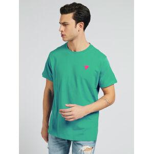 Pánské tričko F0BI00K8HM0 - G753 - Guess mint M