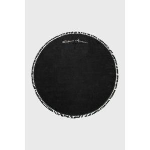 Plážová osuška 262580 9P327 00020 černá - Emporio Armani černá uni