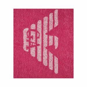 Plážová osuška 262651 0P326 00073 růžová - Emporio Armani růžová uni