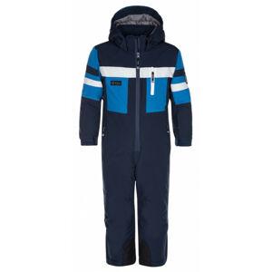 Chlapecká lyžařská kombinéza Pontino-jb modrá - Kilpi 98