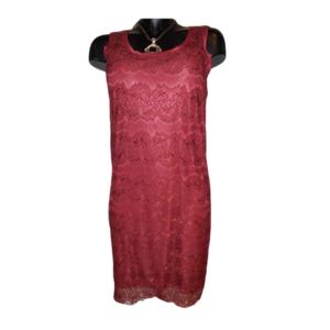 Dámské šaty 23Q672 - Rich Royal bordó XS