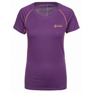 Funkční tričko Rainbow-w fialová - Kilpi 42