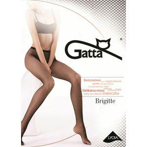 BRIGITTE 06 - Dámské punčochové kalhoty - GATTA černá 3-4