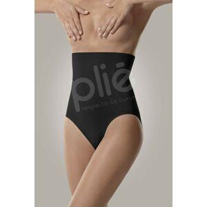 Kalhotky s vysokým Podvazkový pásem 50041 Plie - PLIE přírodní XS