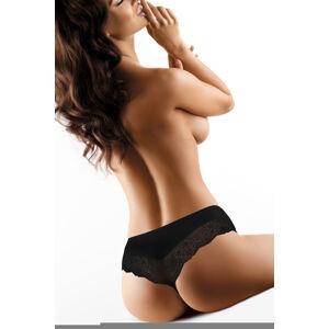 Dámské kalhotky BBL049 - BABELL černá L