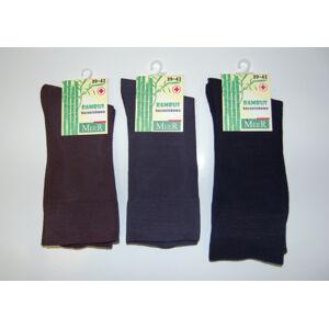 Pánské ponožky 1214 GRAFITOWY 43-46
