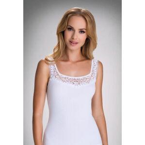 Dámská košilka DIANA - DONNA bílá L