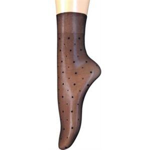 Vzorované dámské ponožky Nero uni