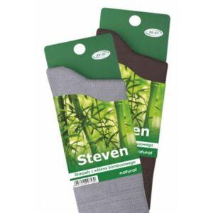 Pánské ponožky BAMBUS 086 šedá 38-40