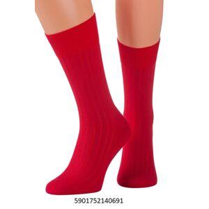 Pánské ponožky FROTA ESTERA GRAFITOWY 39-42