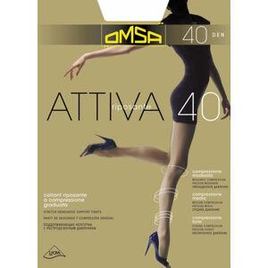 Dámské punčochové kalhoty Attiva 40 - OMSA Sierra XL