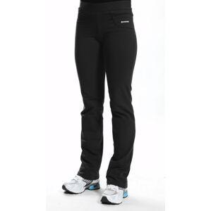 Dlouhé dámské kalhoty MAXI 0117 černá 5XL/32