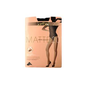 Punčochové kalhoty MATTE 20 černá 4