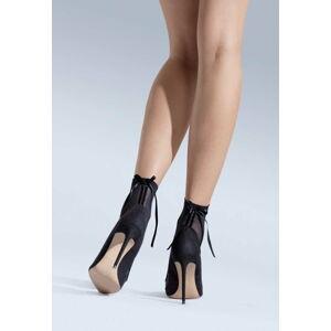 Dámské ponožky NASTRO černá UNI