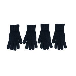 Dámské rukavice - MAGIC RAK Černé Černá 21 CM