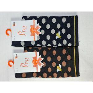Dámské ponožky PRO 28602 černá 36-40