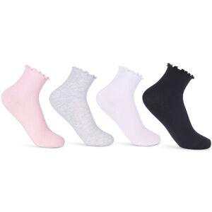 Netlačící ponožky mix barev 36-41
