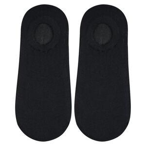 Černé ponožky SOXO černá 40–45