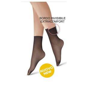 Dámské ponožky CALZ. VELATO 15 UNICA 2P Nero jedna velikost