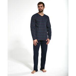Pánské pyžamo 139 Granát 3XL