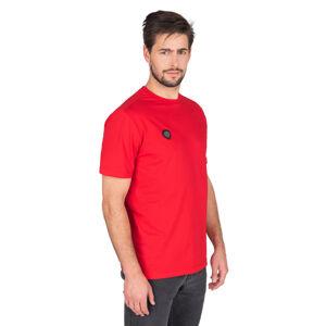 Pánské tričko SAJMON Červené 2XL