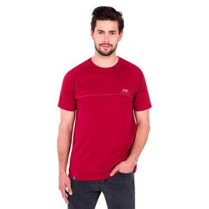 Pánské tričko SZON šedá melanž 2XL