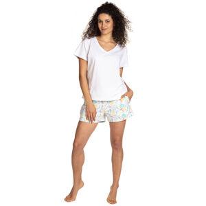 Dámské pyžamo L-1402PY bílý 2XL