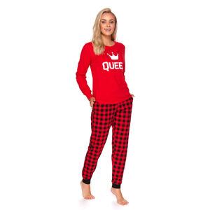 Dámské pyžamo PM.9748 RED L