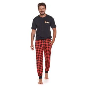 Pánské pyžamo PMB.4360 2XL ROYAL 2XL