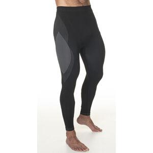 Termoaktivní pánské podvlékací kalhoty 77101 BLACK/GREY XXL/XXXL