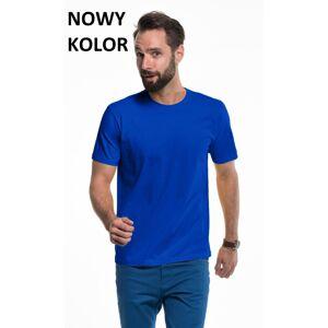 Pánské tričko GEFFER 29200 - GEFFER námořnická modrá S