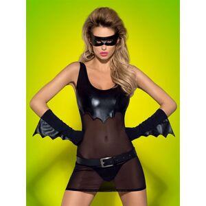 Sexy kostým Batty - Obsessive černá L/XL