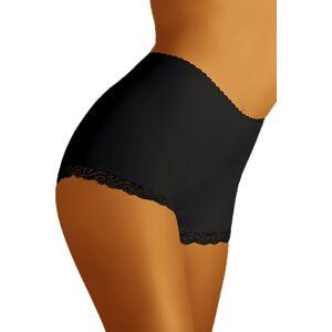 Stahovací kalhotky Dixi black - WOLBAR černá S